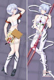 New Rei - Evangelion Anime Dakimakura Japanese Hugging Body Pillow Cover ADP-512069 - Anime Dakimakura Pillow Shop | Fast, Free Shipping, Dakimakura Pillow & Cover shop, pillow For sale, Dakimakura Japan Store, Buy Custom Hugging Pillow Cover - 1