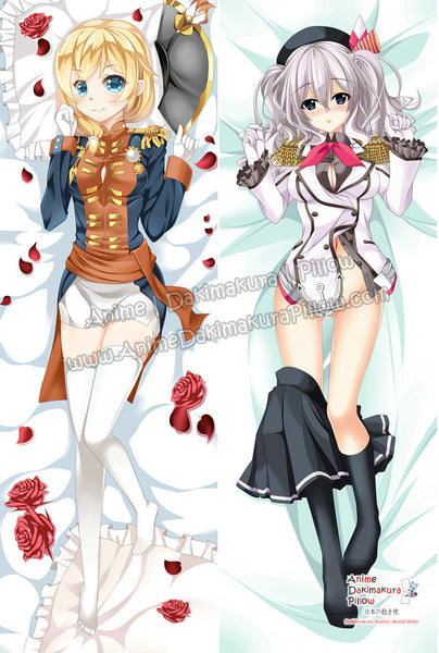 New Kantai Collection and Warship Girls Anime Dakimakura Japanese Hugging Body Pillow Cover ADP-512070 ADP-512074