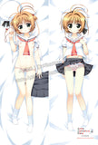 New Sakura Kinimoto - Cardcaptor Sakura Anime Dakimakura Japanese Hugging Body Pillow Cover ADP-512072 - Anime Dakimakura Pillow Shop | Fast, Free Shipping, Dakimakura Pillow & Cover shop, pillow For sale, Dakimakura Japan Store, Buy Custom Hugging Pillow Cover - 2