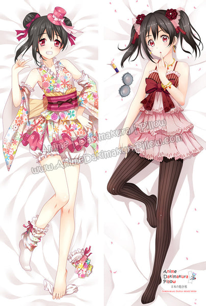 New Yazawa Nico - Love Live Anime Dakimakura Japanese Hugging Body Pillow Cover ADP-512090