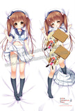 New Kawaii Little School Girl Anime Dakimakura Japanese Hugging Body Pillow Cover ADP-512123 - Anime Dakimakura Pillow Shop | Fast, Free Shipping, Dakimakura Pillow & Cover shop, pillow For sale, Dakimakura Japan Store, Buy Custom Hugging Pillow Cover - 1