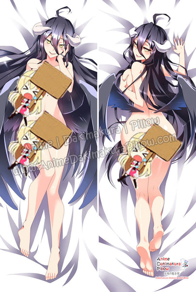 New Overlord Anime Dakimakura Japanese Hugging Body Pillow Cover ADP-512131 - Anime Dakimakura Pillow Shop | Fast, Free Shipping, Dakimakura Pillow & Cover shop, pillow For sale, Dakimakura Japan Store, Buy Custom Hugging Pillow Cover - 1