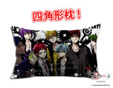 New Kuroko no Basket Anime Dakimakura 45 x 75cm Rectangle Pillow Cover GZFONG513 - Anime Dakimakura Pillow Shop | Fast, Free Shipping, Dakimakura Pillow & Cover shop, pillow For sale, Dakimakura Japan Store, Buy Custom Hugging Pillow Cover - 1