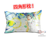 New Hatsune Miku - Vocaloid Anime Dakimakura 45 x 75cm Rectangle Pillow Cover GZFONG516 - Anime Dakimakura Pillow Shop | Fast, Free Shipping, Dakimakura Pillow & Cover shop, pillow For sale, Dakimakura Japan Store, Buy Custom Hugging Pillow Cover - 1