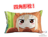 New Umaru Doma - Himouto Umaru Chan Anime Dakimakura 45 x 75cm Rectangle Pillow Cover GZFONG517 - Anime Dakimakura Pillow Shop | Fast, Free Shipping, Dakimakura Pillow & Cover shop, pillow For sale, Dakimakura Japan Store, Buy Custom Hugging Pillow Cover - 1