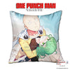 New One Punch Man 40x40cm Square Anime Dakimakura Throw Pillow Cover GZFONG525 - Anime Dakimakura Pillow Shop | Fast, Free Shipping, Dakimakura Pillow & Cover shop, pillow For sale, Dakimakura Japan Store, Buy Custom Hugging Pillow Cover - 1