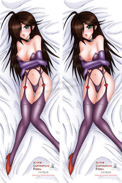 New Nyx Ahegao Anime Dakimakura Japanese Pillow Cover Custom Designer Adhi Moai ADC12 - Anime Dakimakura Pillow Shop | Fast, Free Shipping, Dakimakura Pillow & Cover shop, pillow For sale, Dakimakura Japan Store, Buy Custom Hugging Pillow Cover - 1