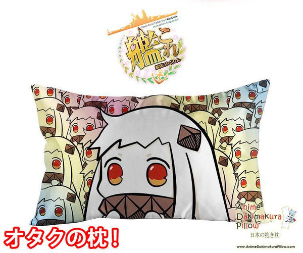 New Kantai Collection Anime Waifu Dakimakura Rectangle 40x70cm Pillow Cover GZFONG-52 - Anime Dakimakura Pillow Shop | Fast, Free Shipping, Dakimakura Pillow & Cover shop, pillow For sale, Dakimakura Japan Store, Buy Custom Hugging Pillow Cover - 1