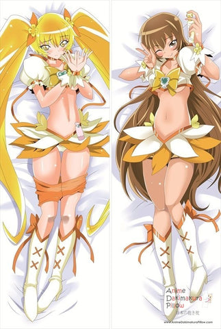 New  Pretty Cure Anime Dakimakura Japanese Pillow Cover ContestSeventyNine 3 - Anime Dakimakura Pillow Shop | Fast, Free Shipping, Dakimakura Pillow & Cover shop, pillow For sale, Dakimakura Japan Store, Buy Custom Hugging Pillow Cover - 1