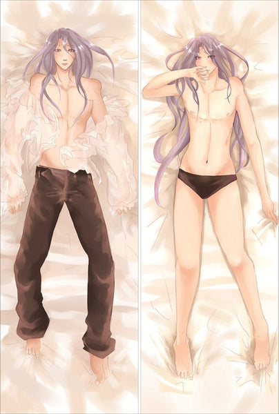 New Reborn Anime Dakimakura Japanese Pillow Cover Reborn8 Male