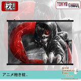 New Tokyo Ghoul Japanese Anime Art Wall Scroll Poster Limited Edition High Quality GZFONG054 - Anime Dakimakura Pillow Shop | Fast, Free Shipping, Dakimakura Pillow & Cover shop, pillow For sale, Dakimakura Japan Store, Buy Custom Hugging Pillow Cover - 1
