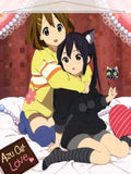 K-On Japanese Anime Wall Scroll Poster and Banner 55 - Anime Dakimakura Pillow Shop | Fast, Free Shipping, Dakimakura Pillow & Cover shop, pillow For sale, Dakimakura Japan Store, Buy Custom Hugging Pillow Cover - 1