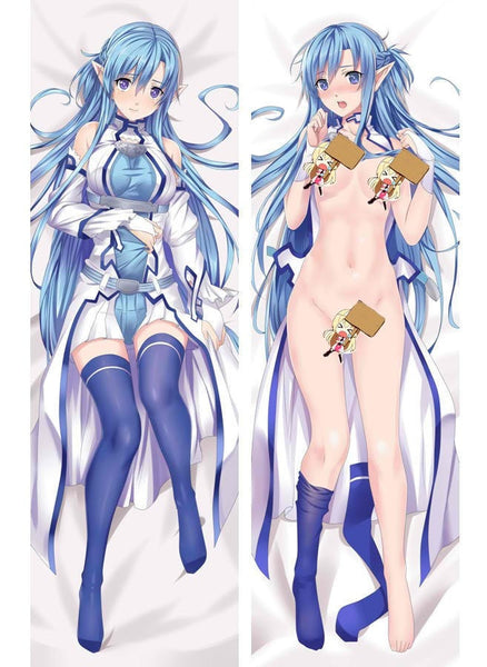 New  Asuna ALO avatar - Sword Art Online  Anime Dakimakura Japanese Pillow Cover ContestThirtyEight21