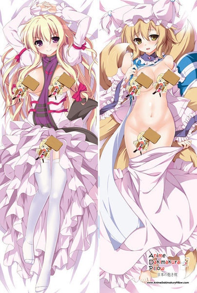 Touhou Project Anime Dakimakura Japanese Pillow Cover ADP30