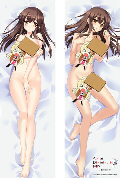 New Kantai Collection Anime Dakimakura Japanese Hugging Body Pillow Cover MGF-59017 - Anime Dakimakura Pillow Shop | Fast, Free Shipping, Dakimakura Pillow & Cover shop, pillow For sale, Dakimakura Japan Store, Buy Custom Hugging Pillow Cover - 1