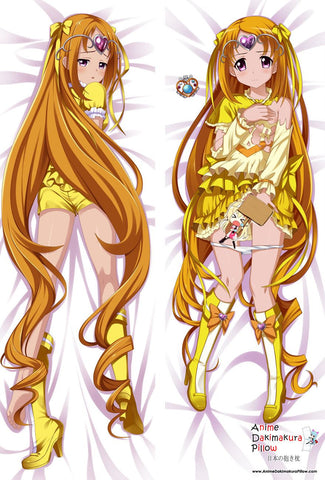 New Ako Shirabe - Pretty Cure Anime Dakimakura Japanese Hugging Body Pillow Cover MGF-59032 - Anime Dakimakura Pillow Shop | Fast, Free Shipping, Dakimakura Pillow & Cover shop, pillow For sale, Dakimakura Japan Store, Buy Custom Hugging Pillow Cover - 1