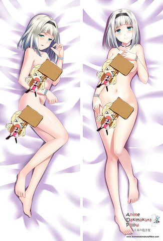 New Anna Nishikinomiya - Shimoseka SOX Anime Dakimakura Japanese Hugging Body Pillow Cover MGF-59035 - Anime Dakimakura Pillow Shop | Fast, Free Shipping, Dakimakura Pillow & Cover shop, pillow For sale, Dakimakura Japan Store, Buy Custom Hugging Pillow Cover - 1