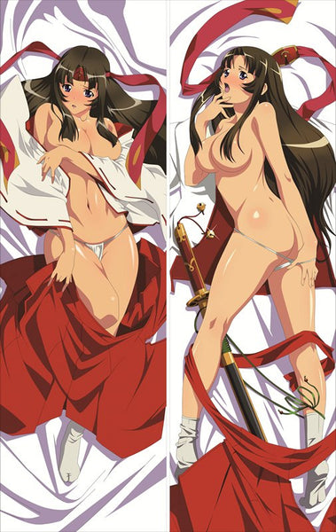 New Queen's Blade Anime Dakimakura Japanese Pillow Cover QB13 - Anime Dakimakura Pillow Shop | Fast, Free Shipping, Dakimakura Pillow & Cover shop, pillow For sale, Dakimakura Japan Store, Buy Custom Hugging Pillow Cover - 1