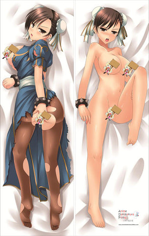 New Chun Li - Street Fighter Anime Dakimakura Japanese Pillow Cover ADP-G078 - Anime Dakimakura Pillow Shop | Fast, Free Shipping, Dakimakura Pillow & Cover shop, pillow For sale, Dakimakura Japan Store, Buy Custom Hugging Pillow Cover - 1