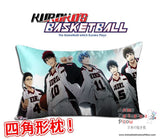 New Kuroko no Basket Anime Waifu Dakimakura Rectangle 40x70cm Pillow Cover GZFONG-05 - Anime Dakimakura Pillow Shop | Fast, Free Shipping, Dakimakura Pillow & Cover shop, pillow For sale, Dakimakura Japan Store, Buy Custom Hugging Pillow Cover - 1