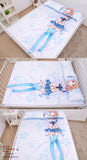 New Ayase Eli - Love Live Japanese Anime Bed Blanket or Duvet Cover with Pillow Covers Blanket 6 - Anime Dakimakura Pillow Shop | Fast, Free Shipping, Dakimakura Pillow & Cover shop, pillow For sale, Dakimakura Japan Store, Buy Custom Hugging Pillow Cover - 5