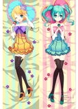 New   Hatsune Miku -Kagamine Rinlen Anime Dakimakura Japanese Pillow Cover MGF 6002 - Anime Dakimakura Pillow Shop | Fast, Free Shipping, Dakimakura Pillow & Cover shop, pillow For sale, Dakimakura Japan Store, Buy Custom Hugging Pillow Cover - 1