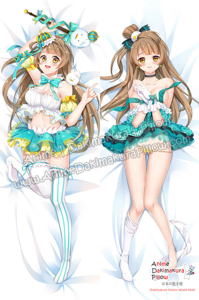 New Kotori Minami - Love Live Anime Dakimakura Japanese Hugging Body Pillow Cover ADP-60049 - Anime Dakimakura Pillow Shop | Fast, Free Shipping, Dakimakura Pillow & Cover shop, pillow For sale, Dakimakura Japan Store, Buy Custom Hugging Pillow Cover - 1