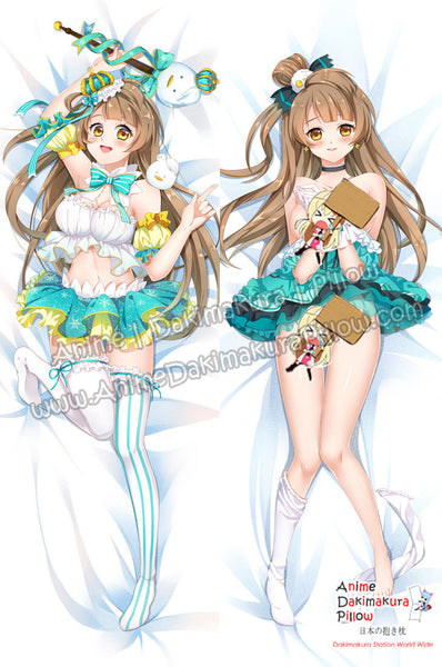 New Kotori Minami - Love Live Anime Dakimakura Japanese Hugging Body Pillow Cover ADP-60050 - Anime Dakimakura Pillow Shop | Fast, Free Shipping, Dakimakura Pillow & Cover shop, pillow For sale, Dakimakura Japan Store, Buy Custom Hugging Pillow Cover - 1