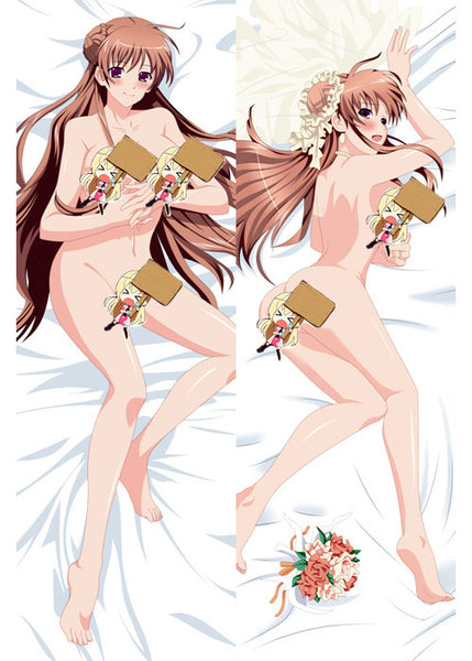 New  Saki Anime Dakimakura Japanese Pillow Cover MGF 6023