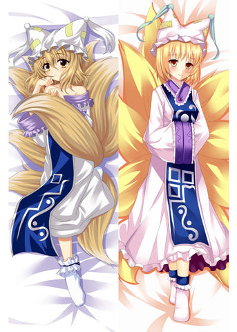 New  Touhou Project  Anime Dakimakura Japanese Pillow Cover MGF 6025 - Anime Dakimakura Pillow Shop | Fast, Free Shipping, Dakimakura Pillow & Cover shop, pillow For sale, Dakimakura Japan Store, Buy Custom Hugging Pillow Cover - 1