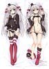 New   Kantai Collection Anime Dakimakura Japanese Pillow Cover MGF 6038 - Anime Dakimakura Pillow Shop | Fast, Free Shipping, Dakimakura Pillow & Cover shop, pillow For sale, Dakimakura Japan Store, Buy Custom Hugging Pillow Cover - 2