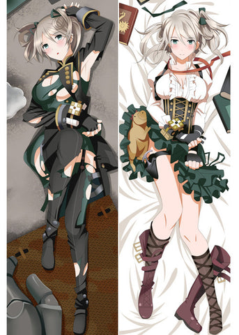 New  God Eater Anime Dakimakura Japanese Pillow Cover MGF 6047 - Anime Dakimakura Pillow Shop | Fast, Free Shipping, Dakimakura Pillow & Cover shop, pillow For sale, Dakimakura Japan Store, Buy Custom Hugging Pillow Cover - 1