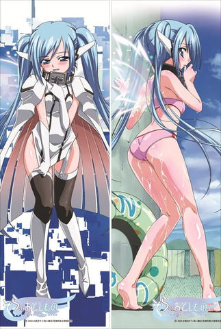 New Heaven Lost Property Anime Dakimakura Japanese Pillow Cover HLP28 - Anime Dakimakura Pillow Shop | Fast, Free Shipping, Dakimakura Pillow & Cover shop, pillow For sale, Dakimakura Japan Store, Buy Custom Hugging Pillow Cover - 1
