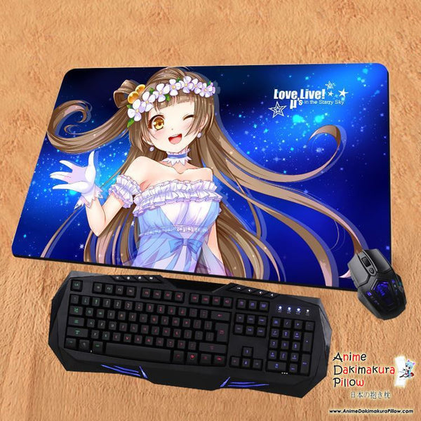 New Love Live Anime Gaming Playmat Multipurpose Mousepad PM60