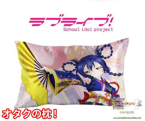 New Sonoda Umi - Love Live Anime Waifu Dakimakura Rectangle 40x70cm Pillow Cover GZFONG-60 - Anime Dakimakura Pillow Shop | Fast, Free Shipping, Dakimakura Pillow & Cover shop, pillow For sale, Dakimakura Japan Store, Buy Custom Hugging Pillow Cover - 1