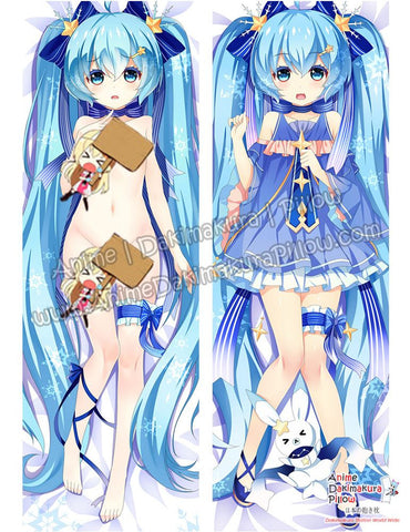 New Hatsune Miku - Vocaloid Anime Dakimakura Japanese Hugging Body Pillow Cover ADP-610051