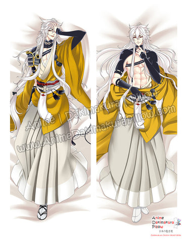 New-Kogitsunemaru-Touken-Ranbu-Anime-Dakimakura-Japanese-Hugging-Body-Pillow-Cover-ADP-610066