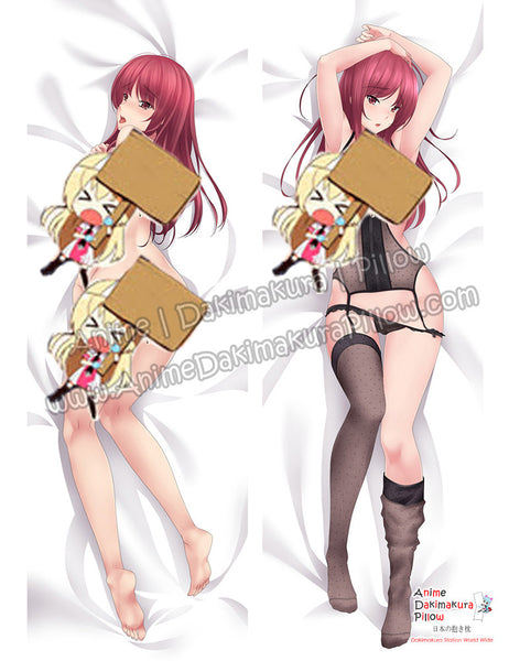New-Sexy-Red-Hair-Lady-Anime-Dakimakura-Japanese-Hugging-Body-Pillow-Cover-ADP-610081