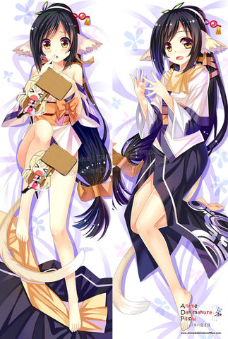 New Utawarerumono Anime Dakimakura Japanese Hugging Body Pillow Cover ADP-61028 - Anime Dakimakura Pillow Shop | Fast, Free Shipping, Dakimakura Pillow & Cover shop, pillow For sale, Dakimakura Japan Store, Buy Custom Hugging Pillow Cover - 1
