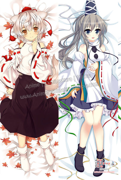 New Touhou Project Anime Dakimakura Japanese Hugging Body Pillow Cover ADP-61051 ADP-61052