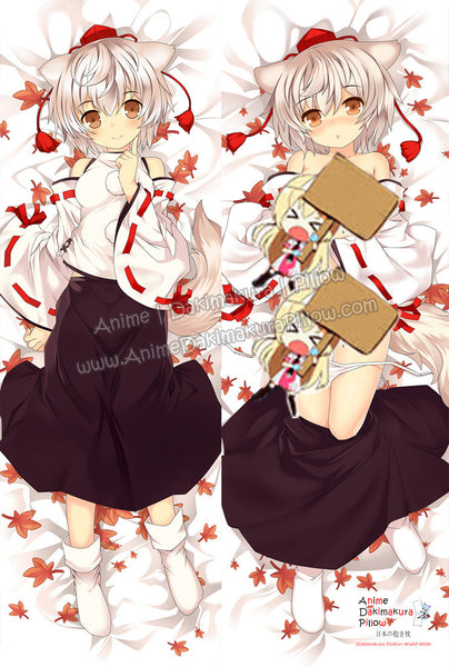 New Touhou Project Anime Dakimakura Japanese Hugging Body Pillow Cover ADP- 61051