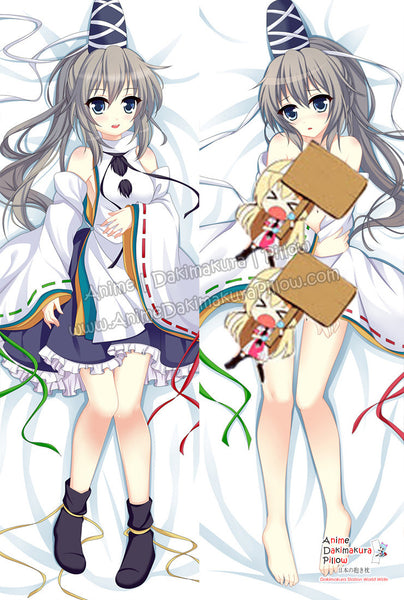 New Touhou Project Anime Dakimakura Japanese Hugging Body Pillow Cover ADP- 61052 - Anime Dakimakura Pillow Shop | Fast, Free Shipping, Dakimakura Pillow & Cover shop, pillow For sale, Dakimakura Japan Store, Buy Custom Hugging Pillow Cover - 1