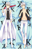 New Yashiro Isana - K Project Male Anime Dakimakura Japanese Hugging Body Pillow Cover ADP-61073 - Anime Dakimakura Pillow Shop | Fast, Free Shipping, Dakimakura Pillow & Cover shop, pillow For sale, Dakimakura Japan Store, Buy Custom Hugging Pillow Cover - 1