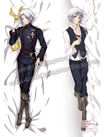 New-Allen-Walker--D.Gray-man-Male-Anime-Dakimakura-Japanese-Hugging-Body-Pillow-Cover-ADP611057
