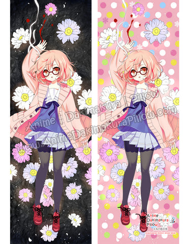 New-Mirai-Kuriyama-Kyoukai-no-Kanata-Anime-Dakimakura-Japanese-Hugging-Body-Pillow-Cover-ADP612020
