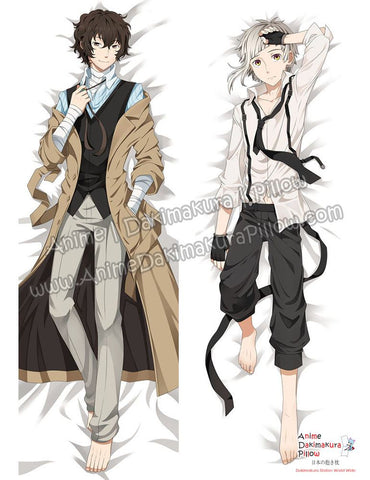New Bungou Stray Dogs Male Anime Dakimakura Japanese Hugging Body Pillow Cover ADP-612060