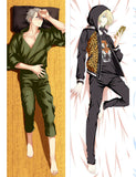 New Viktor and Yuratchka - Yuri!!! on Ice Male Anime Dakimakura Japanese Hugging Body Pillow Cover ADP-612071-72
