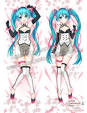 New Hatsune Miku - Vocaloid Anime Dakimakura Japanese Hugging Body Pillow Cover ADP-612073