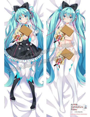 New Hatsune Miku - Vocaloid Anime Dakimakura Japanese Hugging Body Pillow Cover ADP-612074