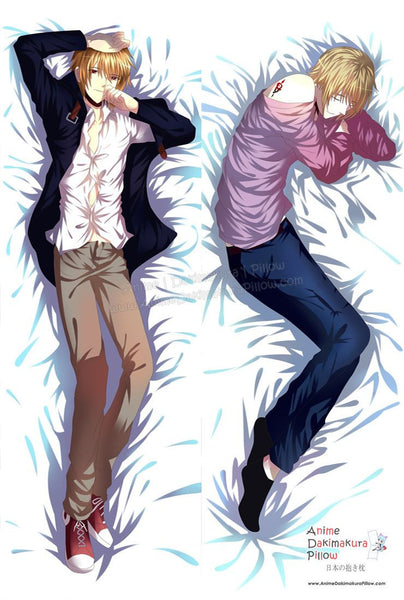 New K Project Male Anime Dakimakura Japanese Hugging Body Pillow Cover ADP-62001 - Anime Dakimakura Pillow Shop | Fast, Free Shipping, Dakimakura Pillow & Cover shop, pillow For sale, Dakimakura Japan Store, Buy Custom Hugging Pillow Cover - 1